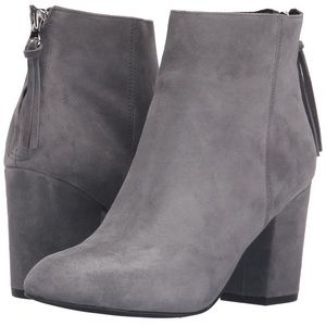 Steve Madden Cynthia Grey Booties